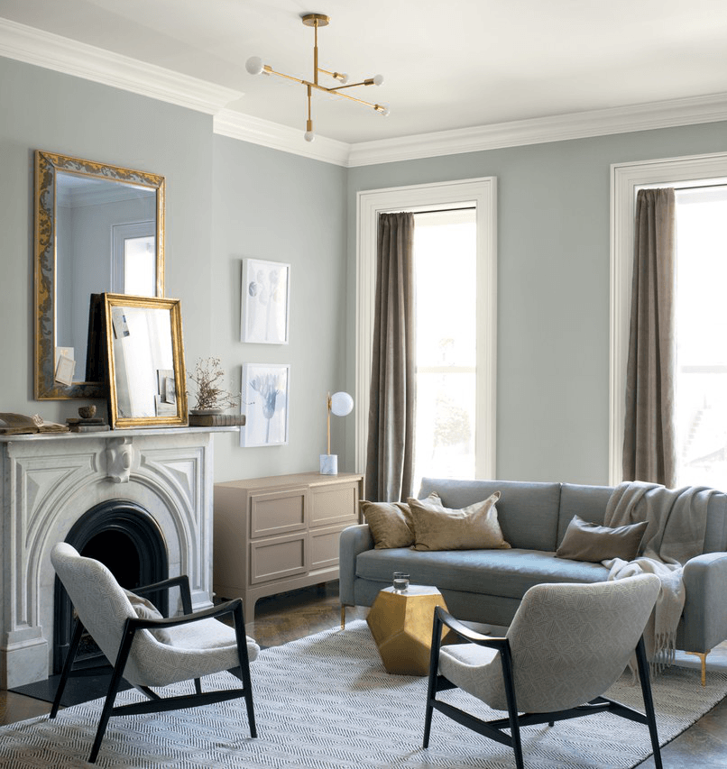 what are the popular paint colors for 2019