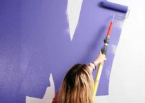 How To Paint A Room With A Roller