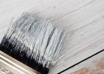 what kind of paint on wood
