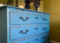 what top coat to use on chalk paint