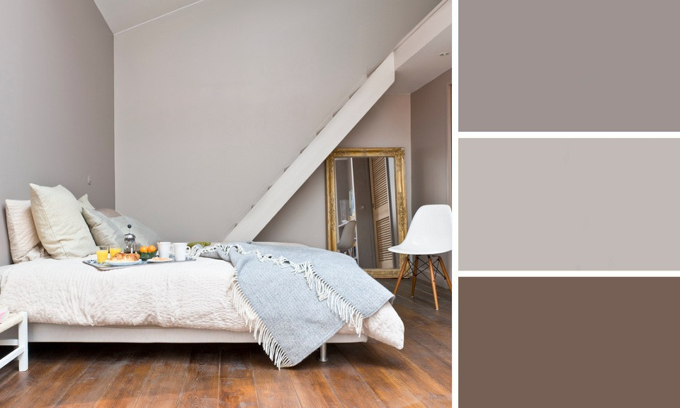what kind of paint to use in bedroom