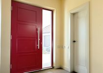 what kind of paint for doors