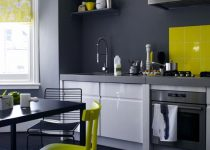 what kind of paint to use on kitchen walls