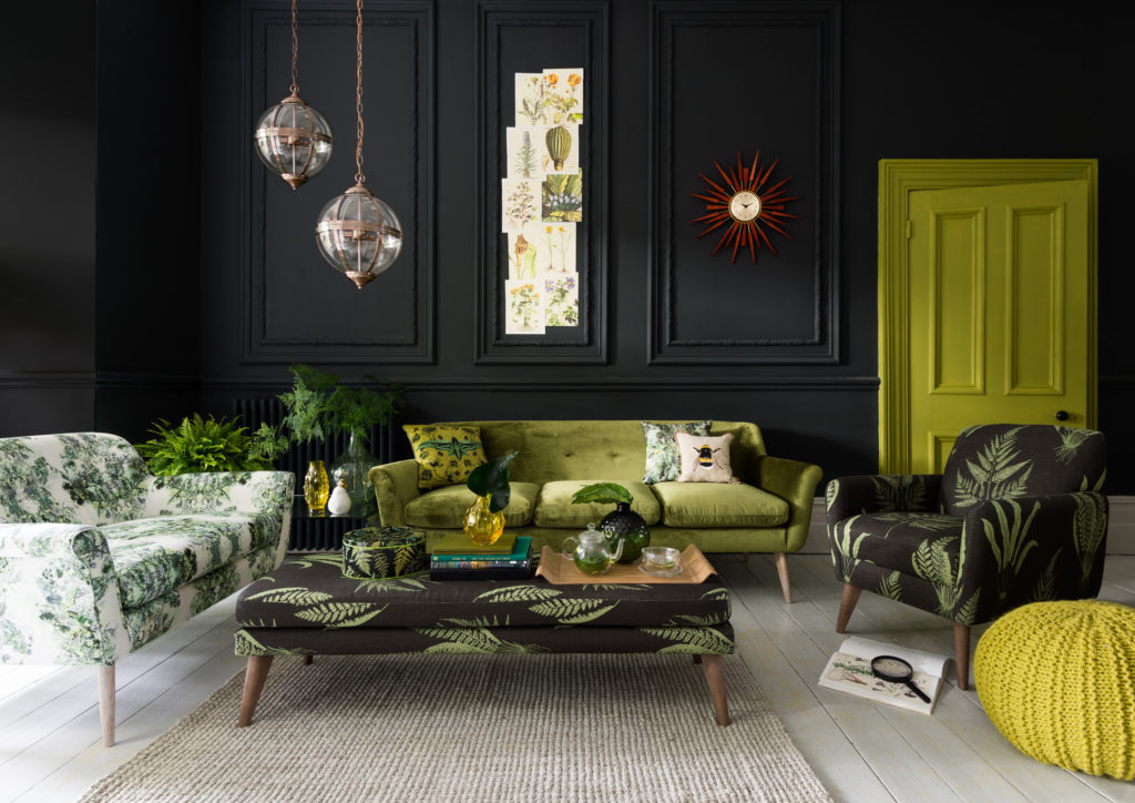 what kind of paint to use in living room