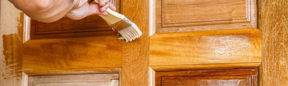 what kind of paint for interior doors