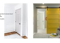 What Type of Paint Is Best For Interior Doors